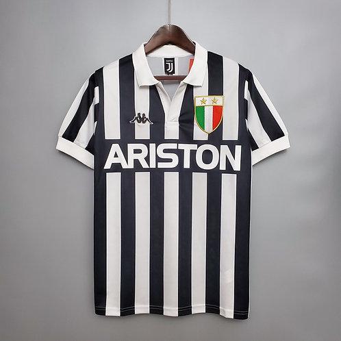 Camisa Juventus 1984/85
