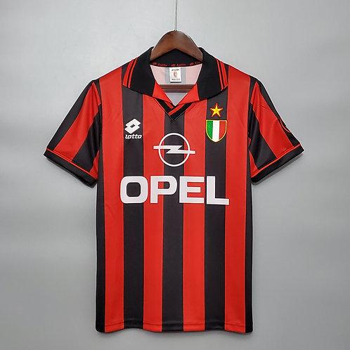 Camisa Milan 1996/97
