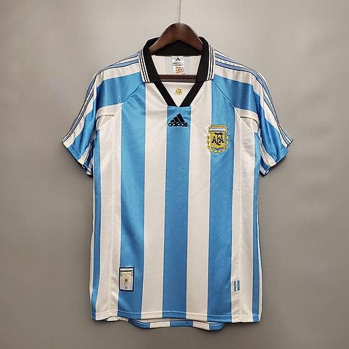 Camisa Argentina 1998