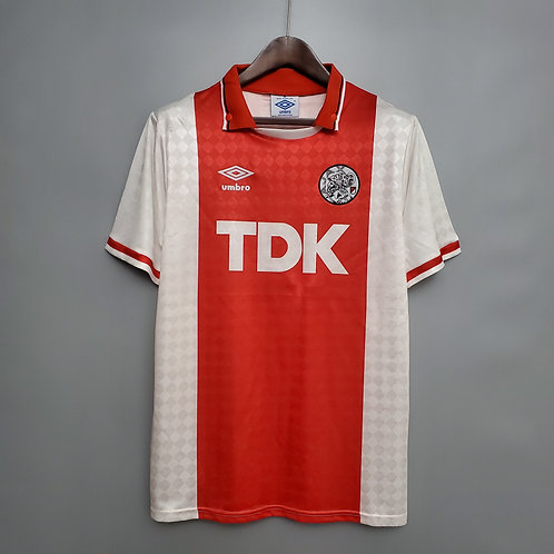 Camisa Ajax 1990/92