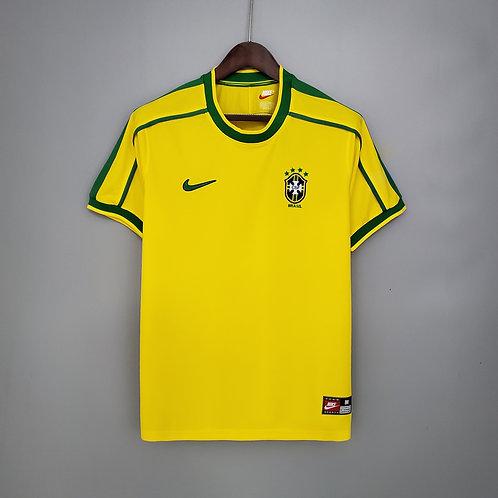 Camisa  Brasil 1998