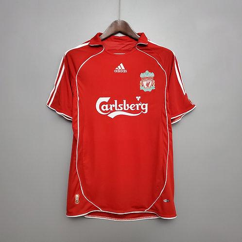 Camisa Liverpool 2006/07