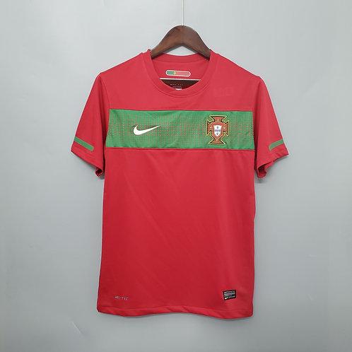 Camisa Portugal 2010