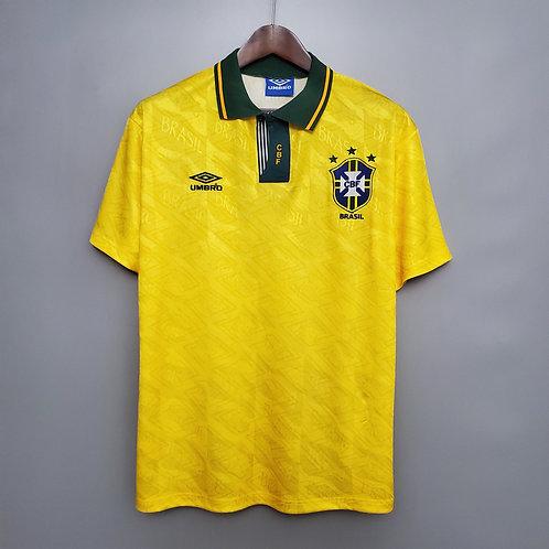 Camisa Brasil 1991/93