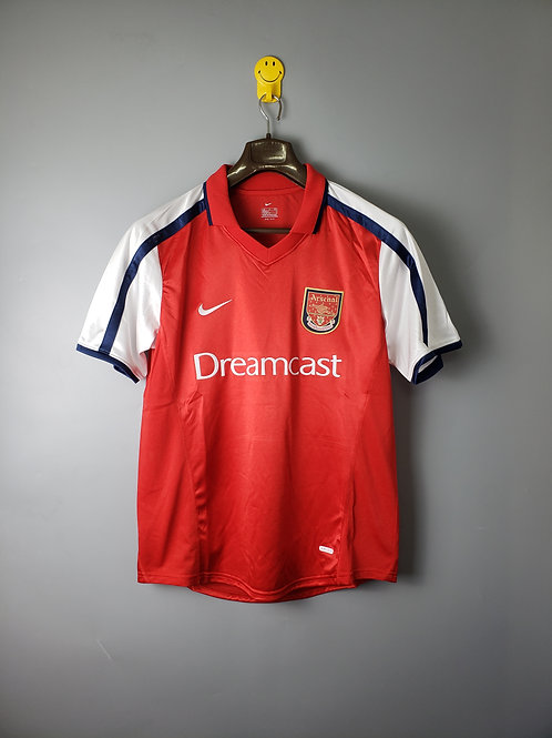 Camisa Arsenal 1998