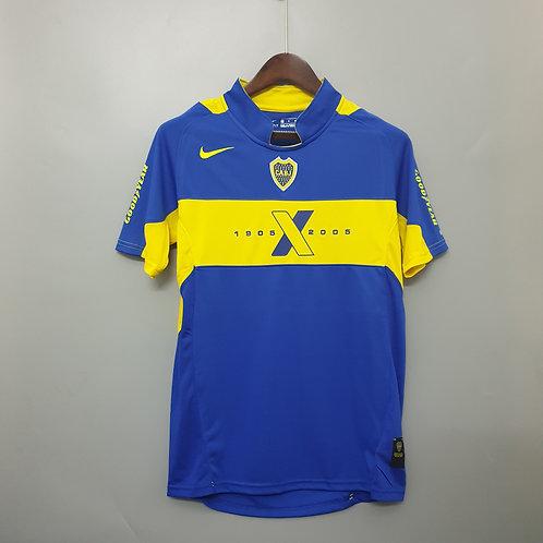 Camisa Boca Juniors 2005