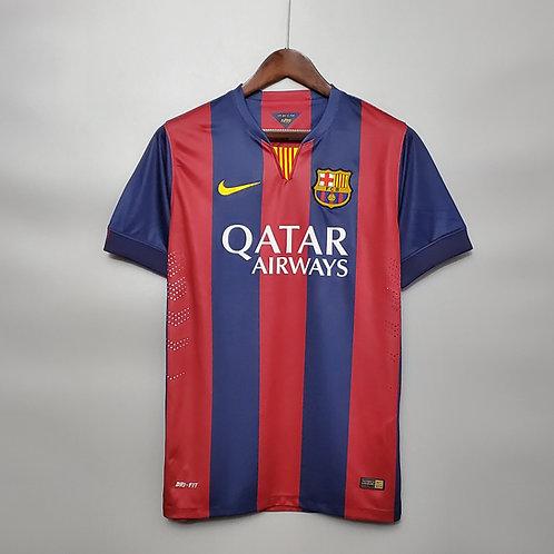 Camisa Barcelona 2014/15