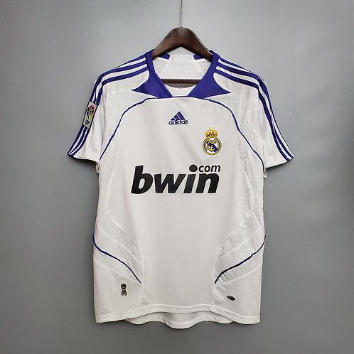 Camisa Real Madrid 2007/08