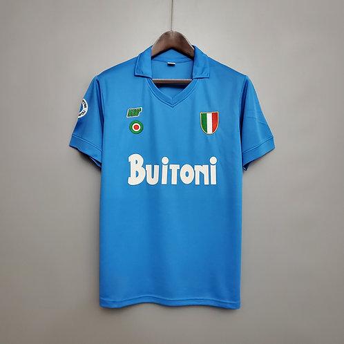 Camisa Napoli 1987/88