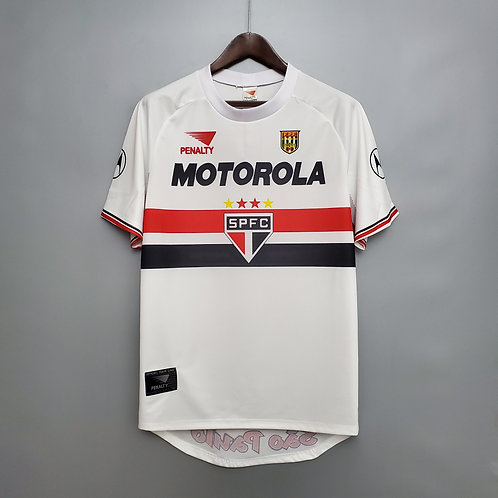 Camisa São Paulo 1999/00