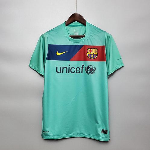 Camisa Barcelona 2010/11