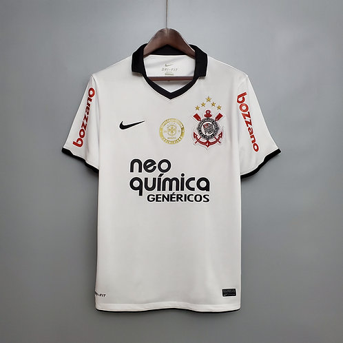 Camisa Corinthians 2012