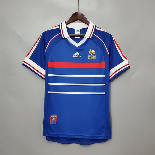 Camisa França 1998