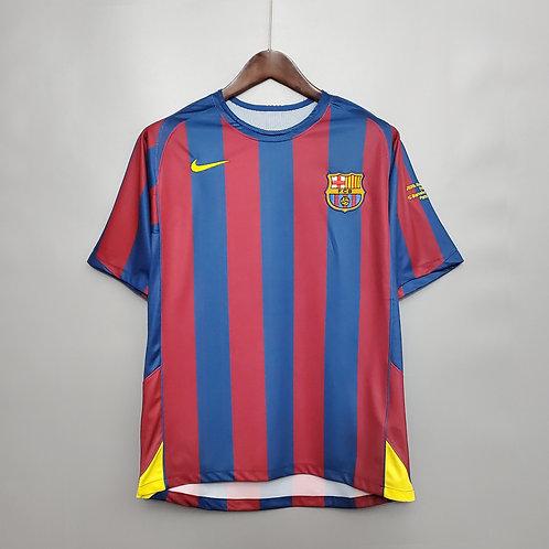 Camisa Barcelona 2006