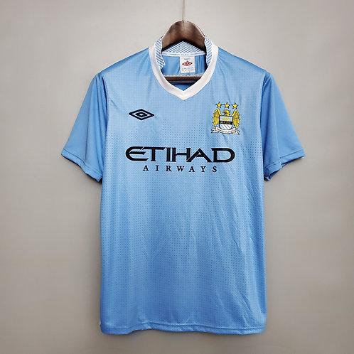 Camisa Manchester City 2011/12
