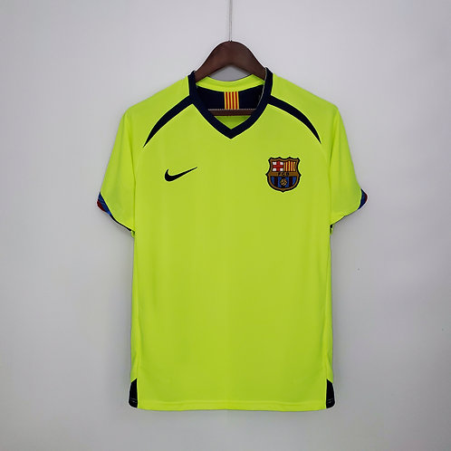 Camisa Barcelona 2005/06