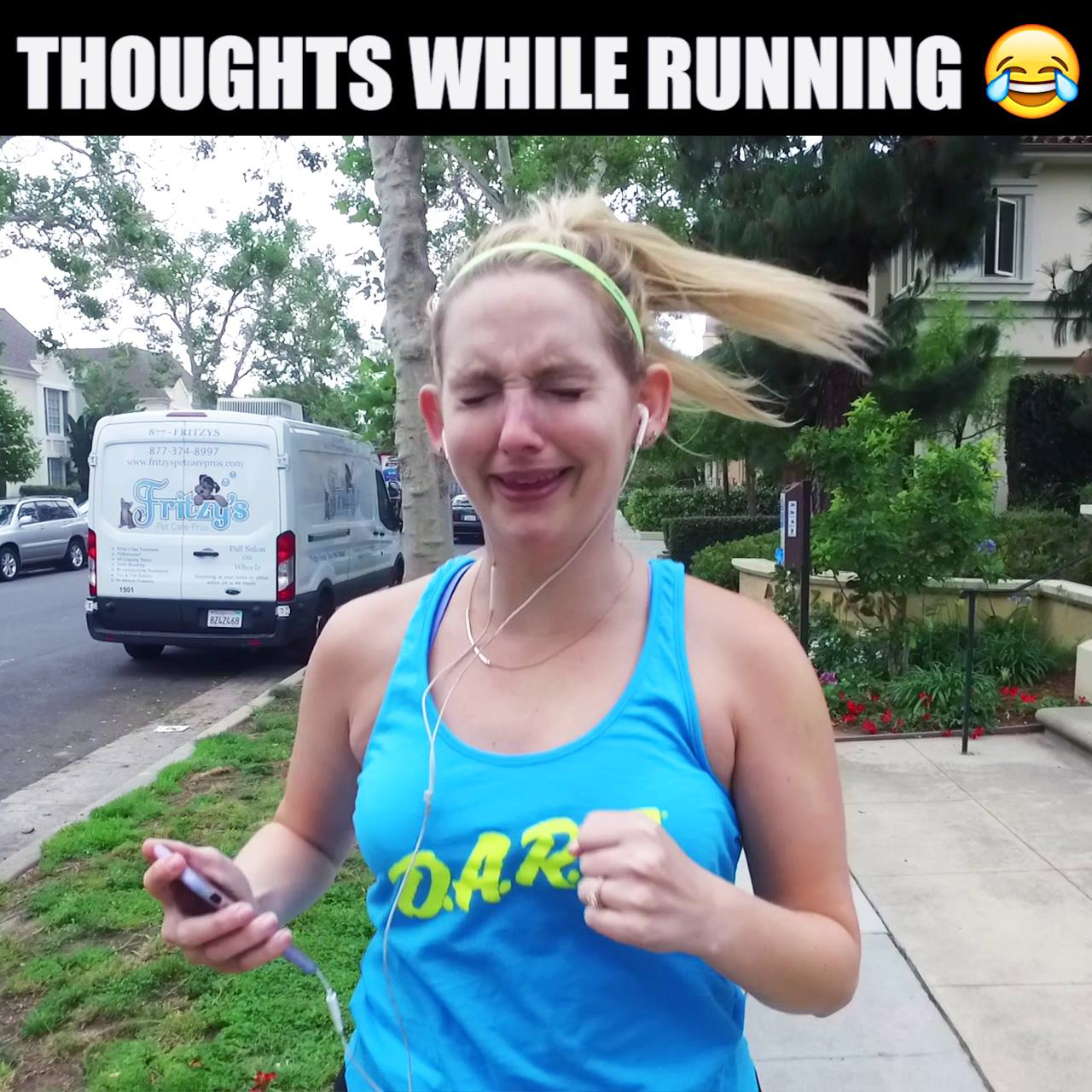 Thoughts You Have While Running