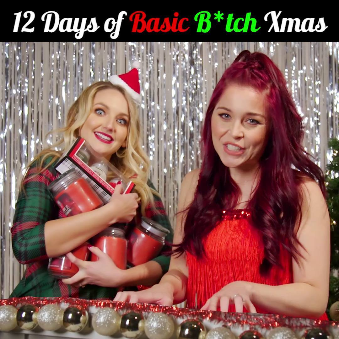 12 Days of Basic B*tch Christmas