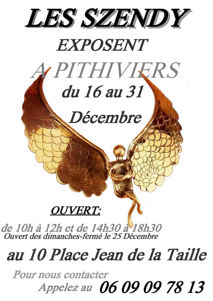 Exposition a Pithiviers