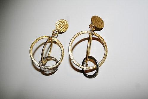 BO 32 Boucles d'oreilles anneaux