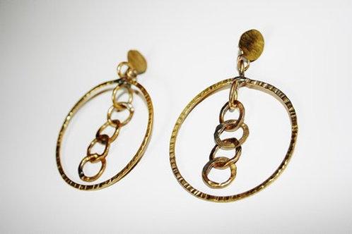BO 33 Boucles d'oreilles petits anneaux