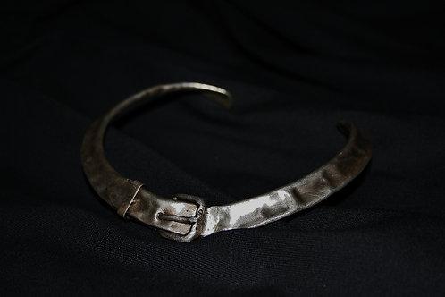 """Coll 4A """"Boucle ceinture argenté"""""""