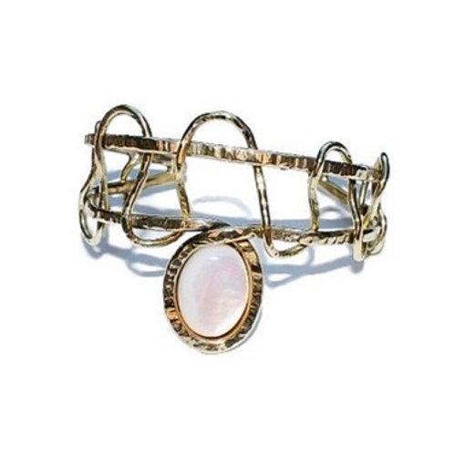 PRO Bracelet et sa nacre en laiton