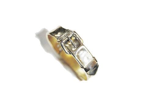 Bracelet Boucle ceinture 1 cm de large