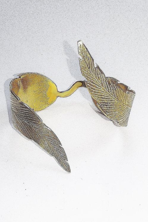 BRA 29 bracelet feuilles