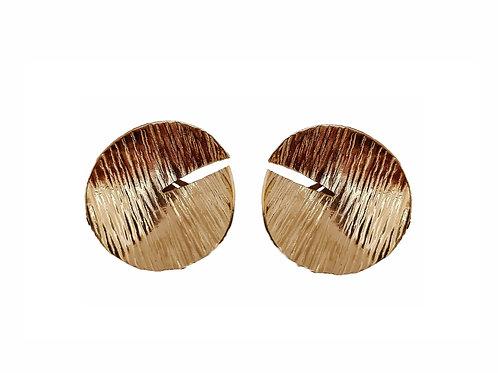 Boucles d'oreilles Nénuphar clips