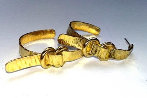 PRO BO 30 créoles boucles