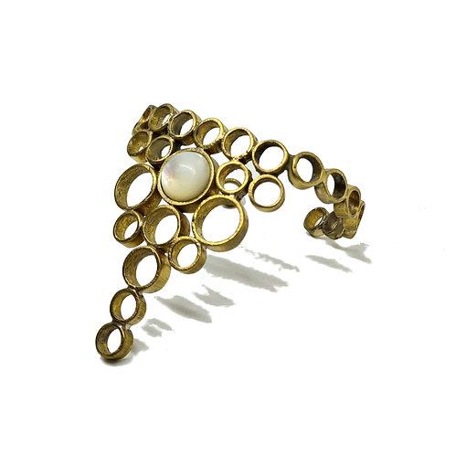 """PRO Bracelet """"ronds"""" avec sa pierre"""