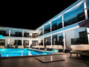 A estrutura física de piscinas e reservatórios