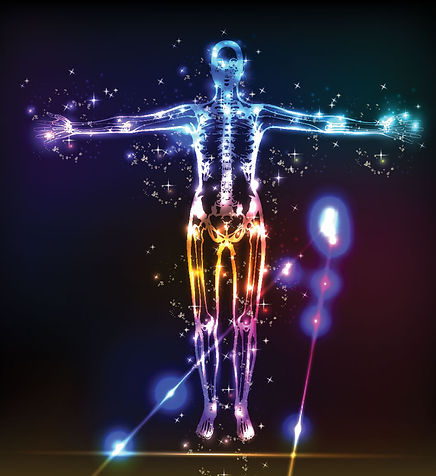 Human Frequency, Energy Body