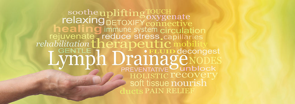 Lymphatic Enhancement Therapy
