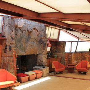 Reflections on Taliesin West