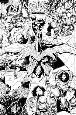 Starcraft Shadow Wars, page 6