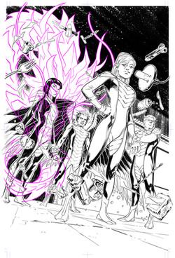 X-Men Blue #4 page 20