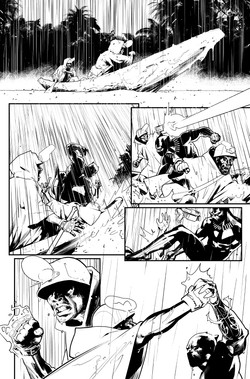 Rise of the Black Panther #2, page 1