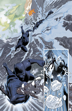 Black Panther Annual #1 page 1