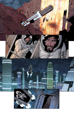 Superman 80 page page 9