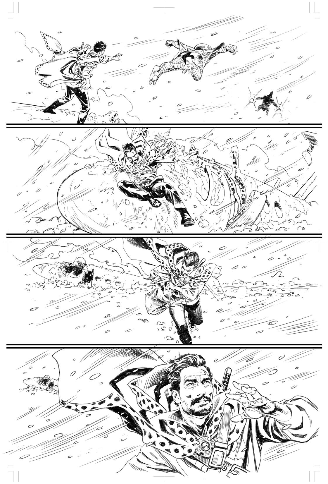 Monsters Unleashed - Dr. Strange page 16