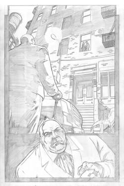 Kingpin #4 page 20