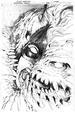 Detective Comics #937, cover