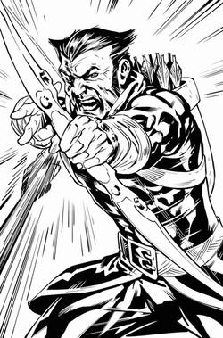 Green Arrow #14 page 14