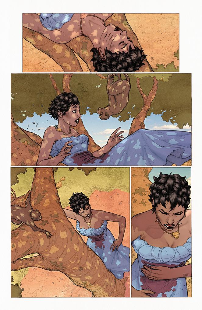 Vixen #2 page 14