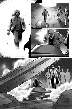 Armstrong & the vault of Spirits #1 page 8