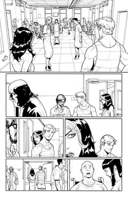 Rogue Gambit #3 page 10