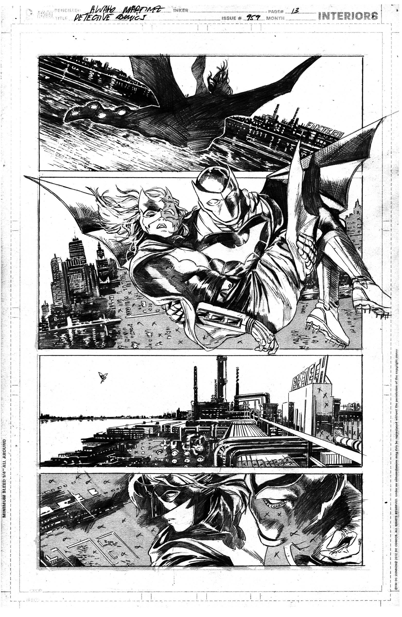 Detective Comics #959 page 13