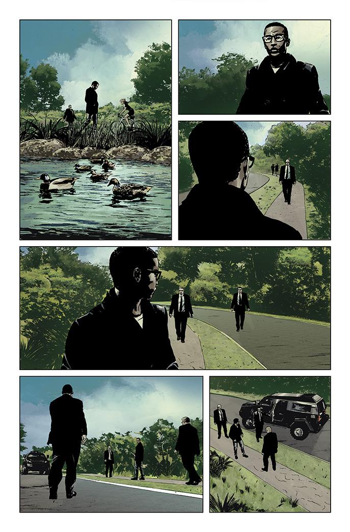 Lazarus #26 page 4